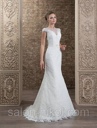 Свадебное платье S-391