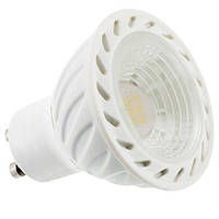Светодиодная лампа SMD LED GU10 220-240V 6W 3000K\4200K\6400K