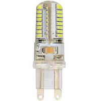 Светодиодная лампа LED 3W G9 силикон 2700K\6400K 220-240V HL457L