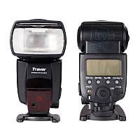 Фотовспышка E-TTL Travor  SL-575C для Canon.