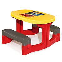 Столик для пикника Cars Smoby 310292