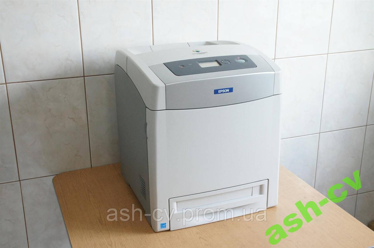 Цветной лазерный Принтер Epson AcuLaser C2800N - Техника бу из Германии и других стран мира (ash-cv) в Черновцах