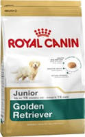 Корм для собак ROYAL CANIN (РОЯЛ КАНИН) GOLDEN RETRIEVER JUNIOR 12КГ (Д/ЩЕНКОВ ДО 15 МЕС.)