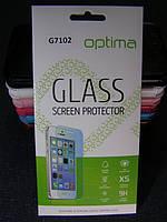 Защитное Стекло для Samsung Galaxy Grand 2 G7102 G7105 G7106 закаленное 0.3 mm 2.5D 9H