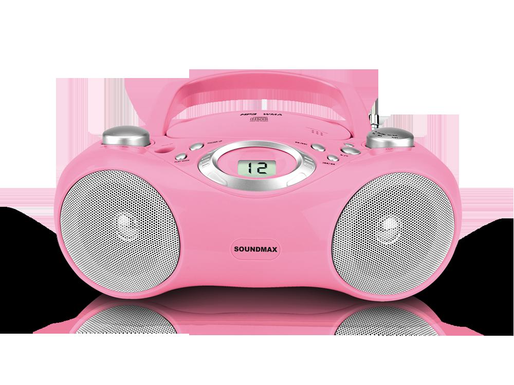 "Магнитола Soundmax SM-2401 с CD, MP3, 2 колонки, ЖК дисплей - Интернет-магазин ""БУМ"" в Харькове"