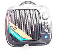 Радиоприемник портативная колонка WSTER WS-575 (USB/FM/MP3)