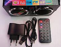 Портативная MP3 колонка Star SR-8935 (USB/FM/SDcard/пульт ДУ)