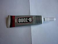 Клей-герметик B7000, универсальный, прозрачный, 15мл
