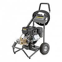 Karcher HD 6/15 G Classic с бензиновым двигателем и надежным кривошипно-шатунным насосом