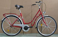 """Велосипед 26"""" West Bike City (L) Красный"""