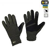 Перчатки M-Tac Winter Tactical OD, фото 1