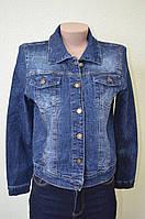 Куртка джинсовая женская  IT-S 365-T