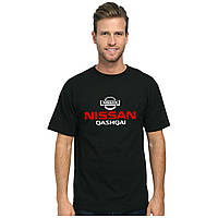 Футболка Nissan QASHQAI
