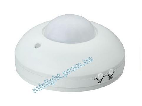 Датчик движения 360 Horoz Focus HL480 белый