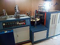 Б/у станки SZB/2W для изготовления бумажного стакана