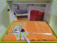 Комплект полотенец Дуэт - 2 шт в наборе