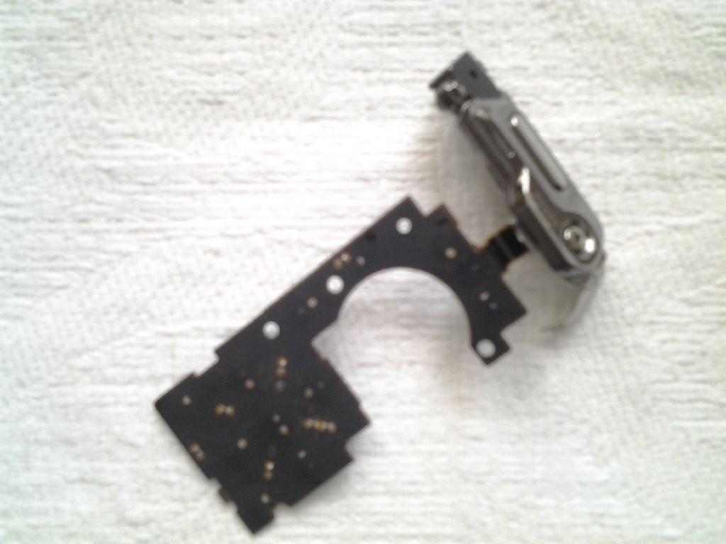 Клавиатурный модуль для Sony DSC-T3