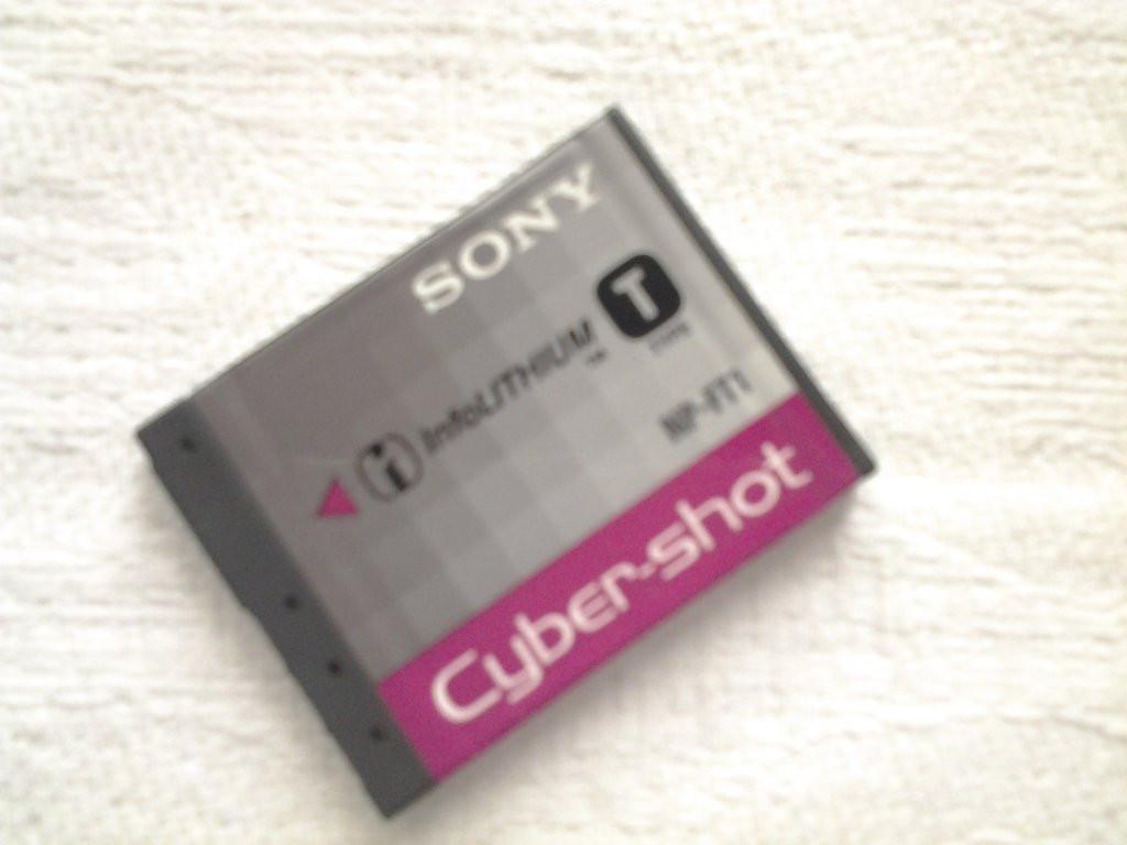 Аккумулятор для Sony DSC-T3