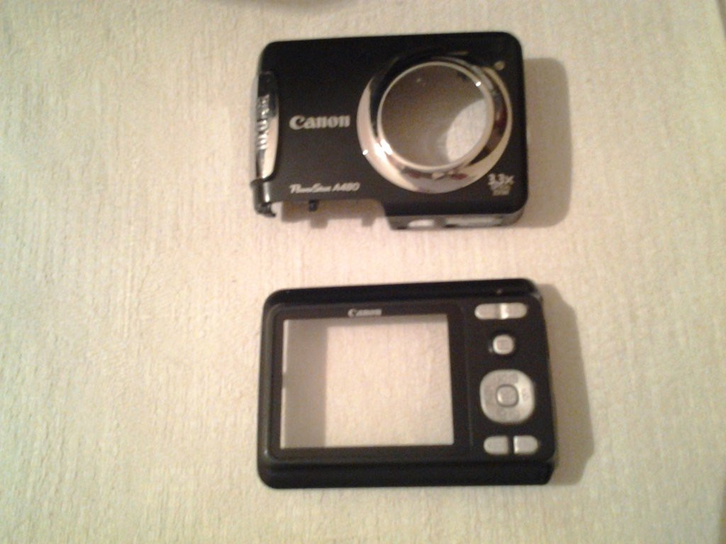 Корпус для Canon A480