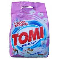 """Порошок для стирки цветного белья Tomi kristály mandulatej""""Миндальное молочко"""" (20 стирок)"""
