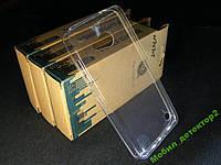 Чехол бампер силиконовый Microsoft Lumia 550 Nokia Ультратонкий 0.2mm
