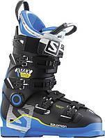 Горнолыжные ботинки Salomon X MAX 120 Blue/BLACK (MD 17)