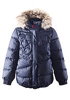 Зимняя куртка - пуховик для девочек Reima 531230. Размеры 122 - 146., фото 1
