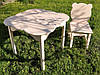 Комплект стол + 2 стула, фото 6