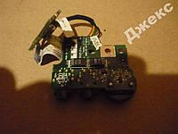 Toshiba Satellite M35X-S114 звуковая плата