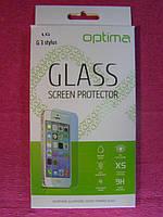 Защитное стекло для Lg G3 Stylus D690 закаленное 0.3mm 2.5D 9H