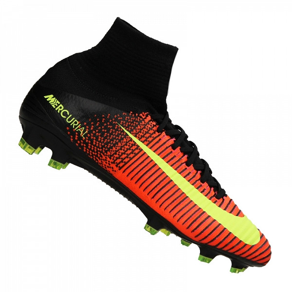 Бутсы NIKE MERCURIAL SUPERFLY FG 677927-003