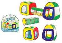 """Детская игровая палатка - тоннель 3 в 1. Комплекс """"Cary Bear"""" 8807, фото 1"""