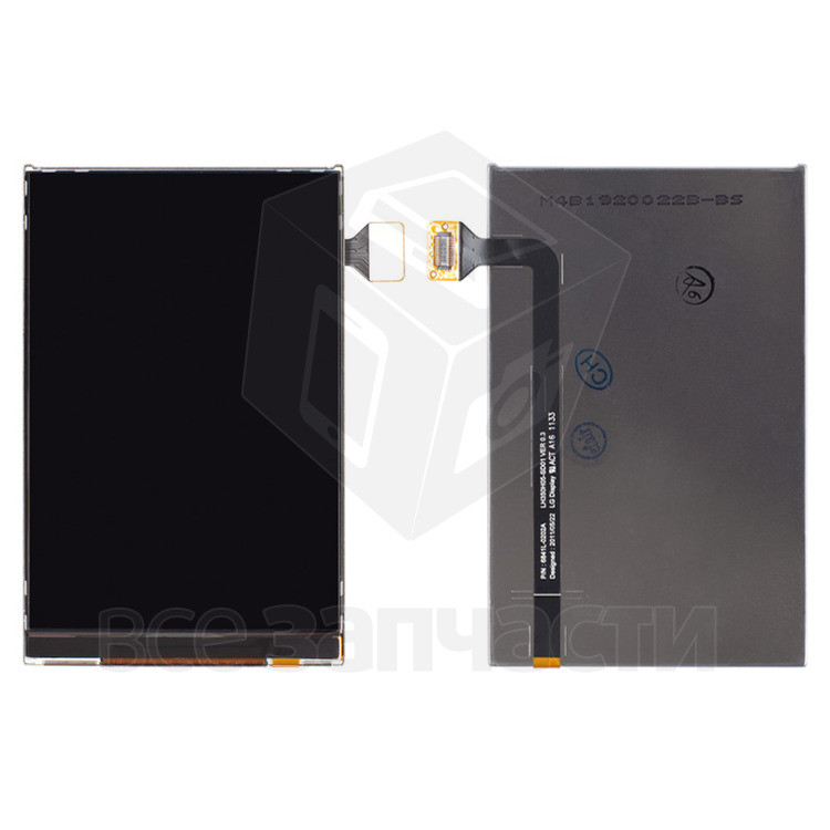 Дисплей для мобильного телефона LG E510 Optimus Hub