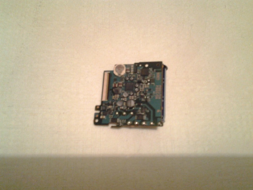 Плата управления вспышки для Sony DSC-H9
