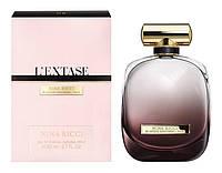 Женская парфюмированная  вода Nina Ricci L'Extase (Нина Риччи Эль Экстаз), 80 мл.