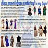 Какое платье выбрать под новый 2014год