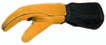 Перчатки для MIG/MAG и ММА сварки ESAB Curved MIG Glove ESAB