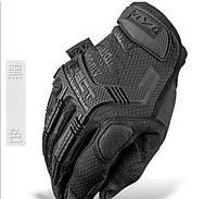 Перчатки тактические черные  M1_B_B, фото 1