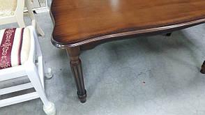 Стол журнальный Венецианский Микс мебель, цвет  орех, фото 2