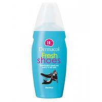 Dermacol FEET CARE Fresh Shoes Спрей для ног и обуви освежающий