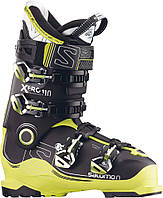 Горнолыжные ботинки Salomon X PRO 110 BK/ACIDE GRE/Anthra (MD 17)