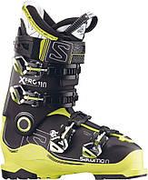 Горнолыжные ботинки Salomon X PRO 110 BK/ACIDE GRE/Anthra (MD) 26.5