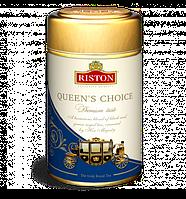Чай черный  Riston Квинс Чойс ж/б 125гр.
