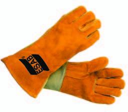Перчатки для сварки в условиях повышенных нагрузок и высоких температур ESAB Heavy Duty Regular ESAB