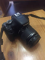 Зеркальный фотоаппарат Canon 600D EF-S 18-55 IS II Kit Мариуполь