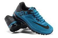 Кроссовки мужские Nike Air Max  Excellerate 2 сине-черные