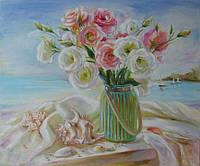 «Аромат моря» картина маслом