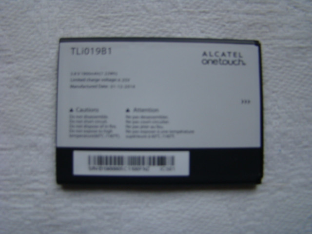 Аккумулятор для Alcatel 7041d