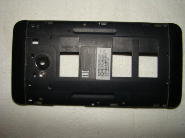 Средина корпуса для HTC One dual sim 16Gb