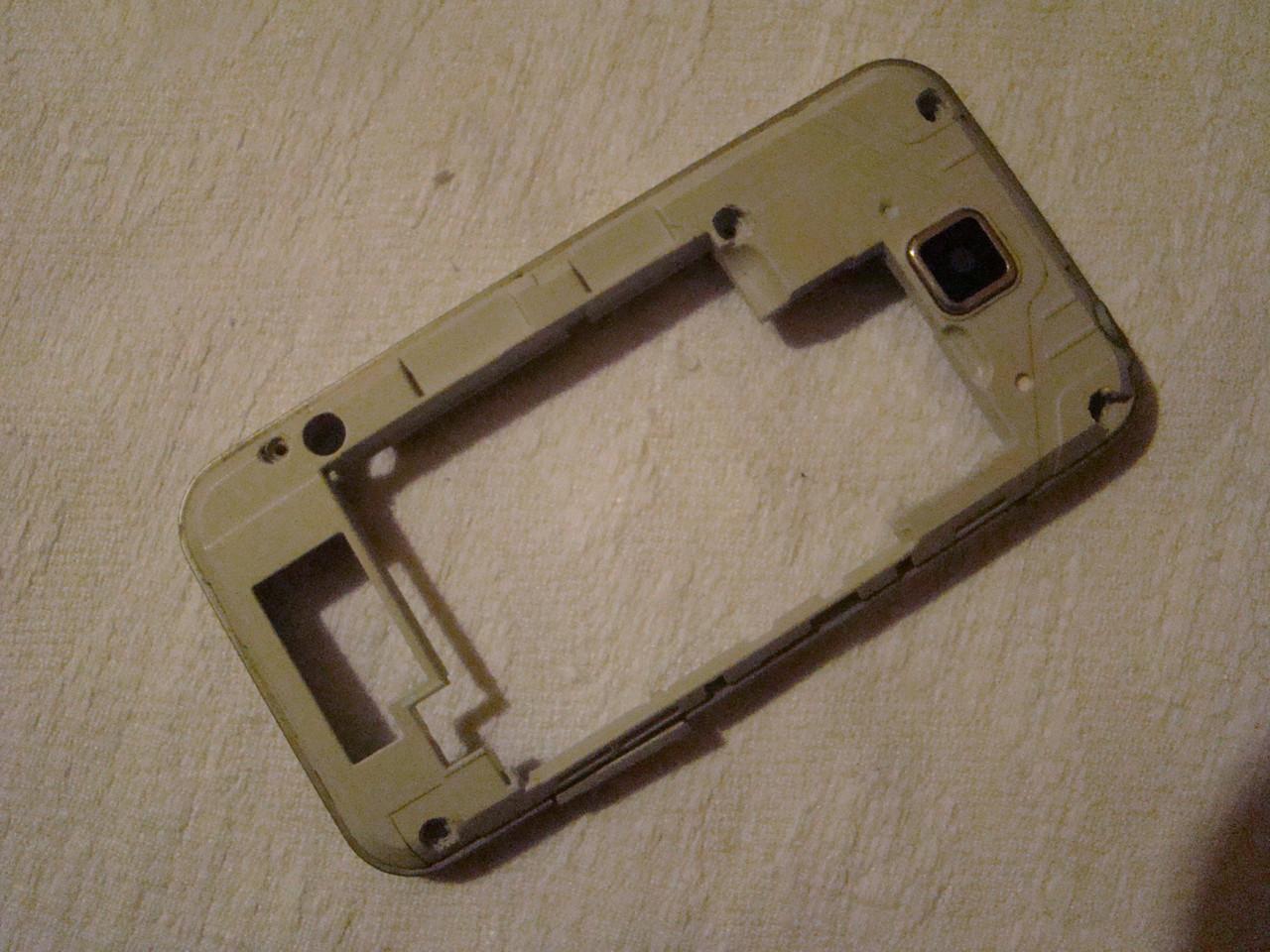 Samsung C6712 средняя часть корпуса